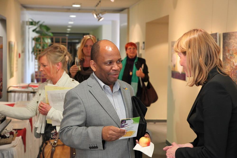 Treffen der Freunde Mosambiks 13.-15.04.2012 in Erkner