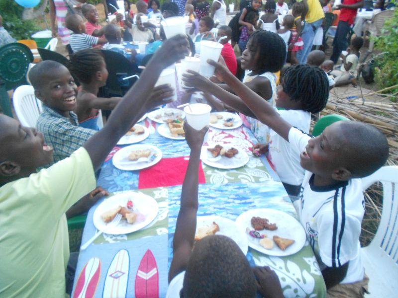 Weihnachten in Khongolote