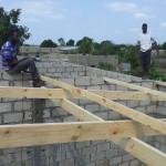 Dachkontruktion