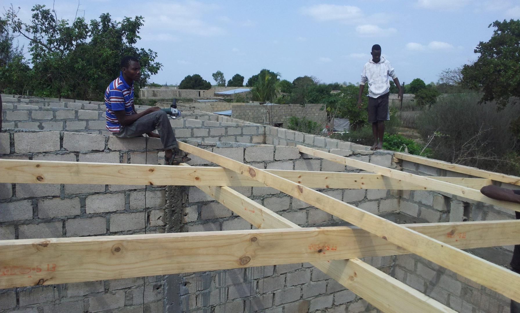 Bau und Elterntreffen