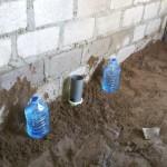 Sanitär-Material