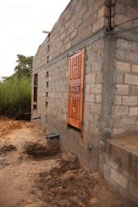 Eingang Toiletten
